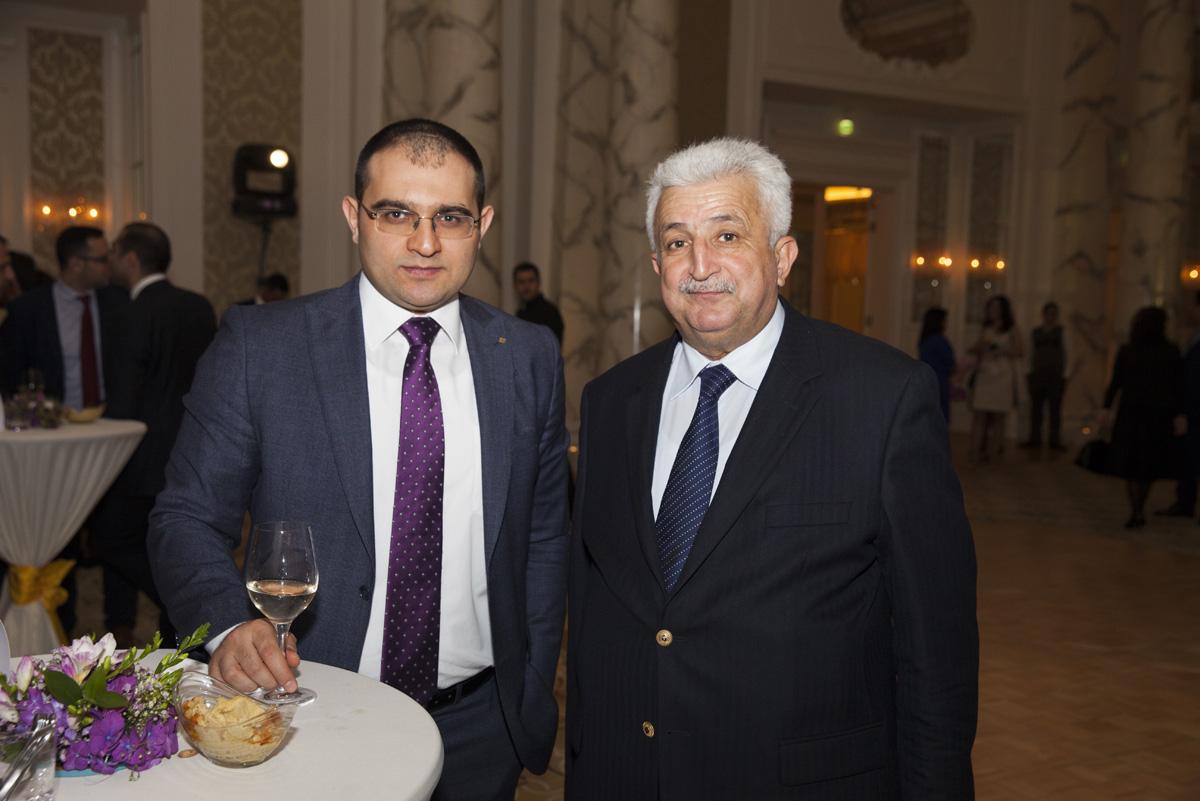 EY Azerbaijan celebrates its 20th anniversary (PHOTO) - Gallery Image