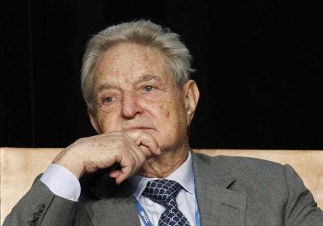 George Soros: EU exit risks 'black Friday'