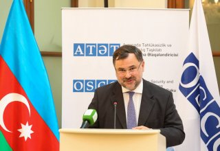 Azerbaijan's religious tolerance experience can be exemplary for other countries worldwide