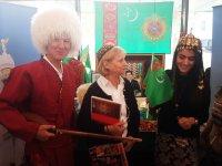 Посольство Туркменистана приняло участие на 4-ом Международном Фестивале в Университете АДА (фотосессия) - Gallery Thumbnail