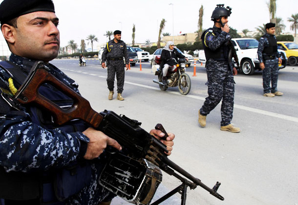 Iraqi forces liberate Turkish consulate from IS in Mosul