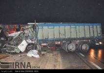 Ten people killed in Iran's bus accident (PHOTO) - Gallery Thumbnail