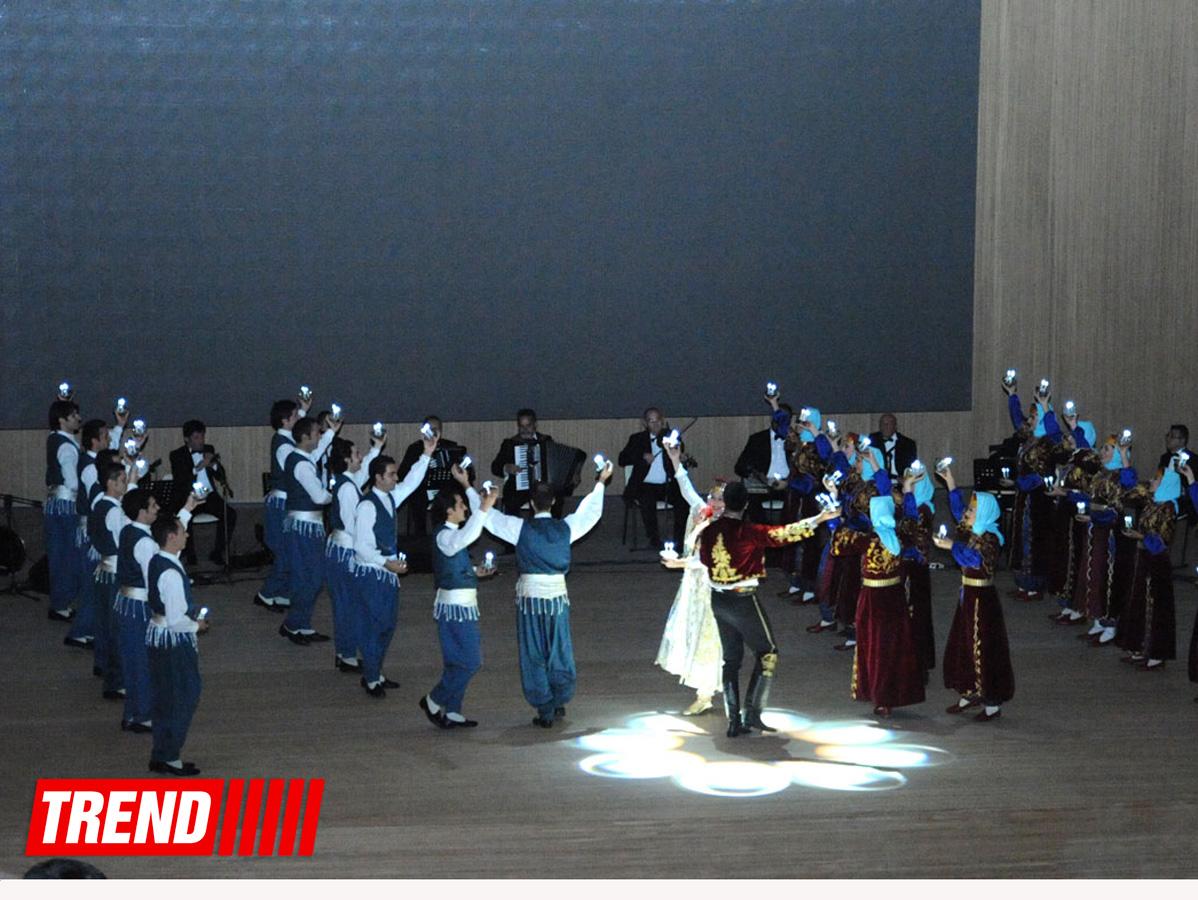 В Центре Гейдара Алиева состоялось торжественное открытие Дней культуры Турции (ФОТО) - Gallery Image