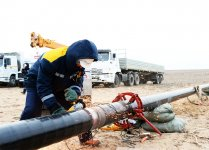 Kazakh company to deliver gas to settlements along main gas pipeline (PHOTO) - Gallery Thumbnail
