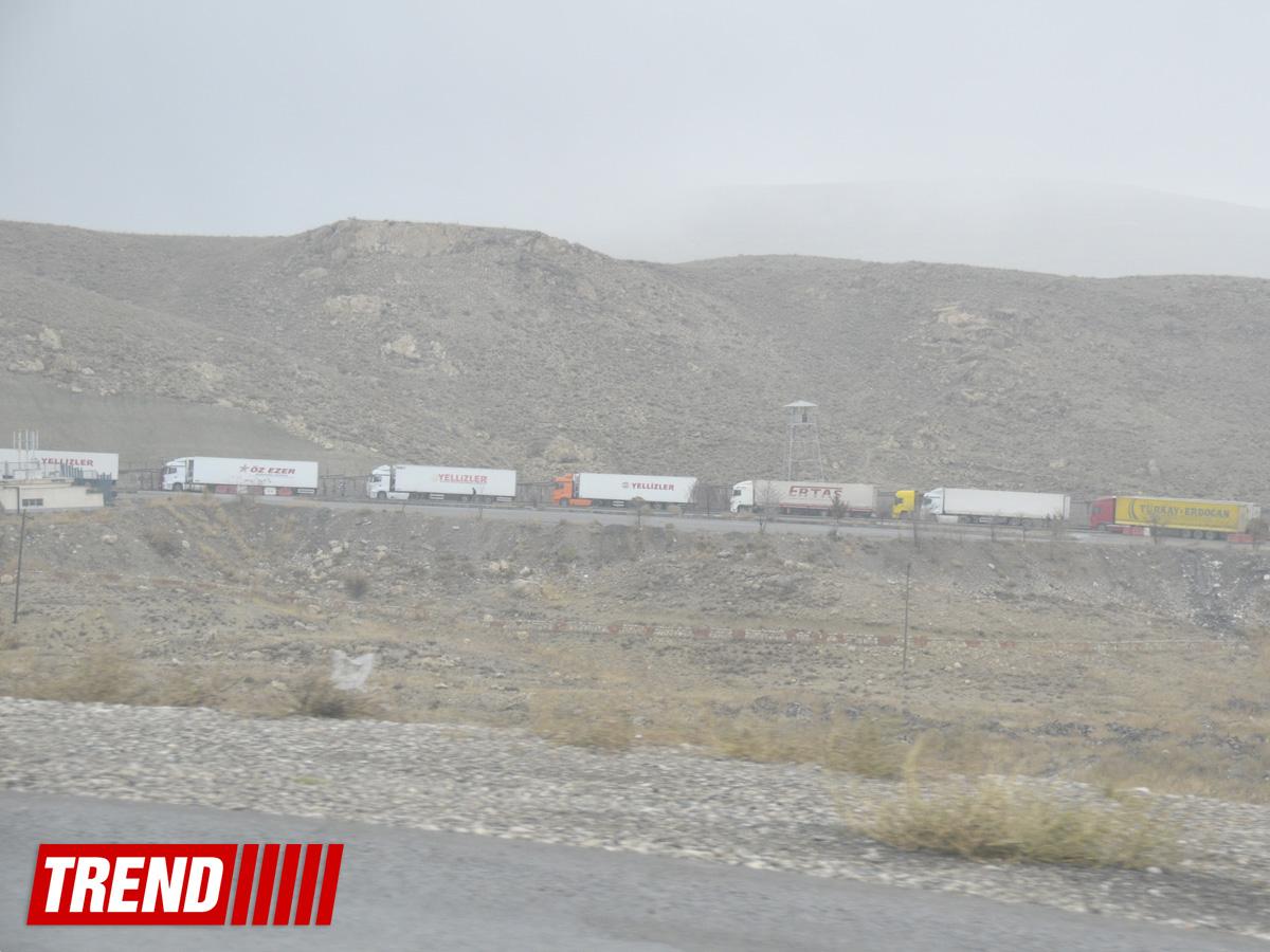 Будут расширены возможности для въезда-выезда на иранском ТПП Базарган (ФОТО) - Gallery Image