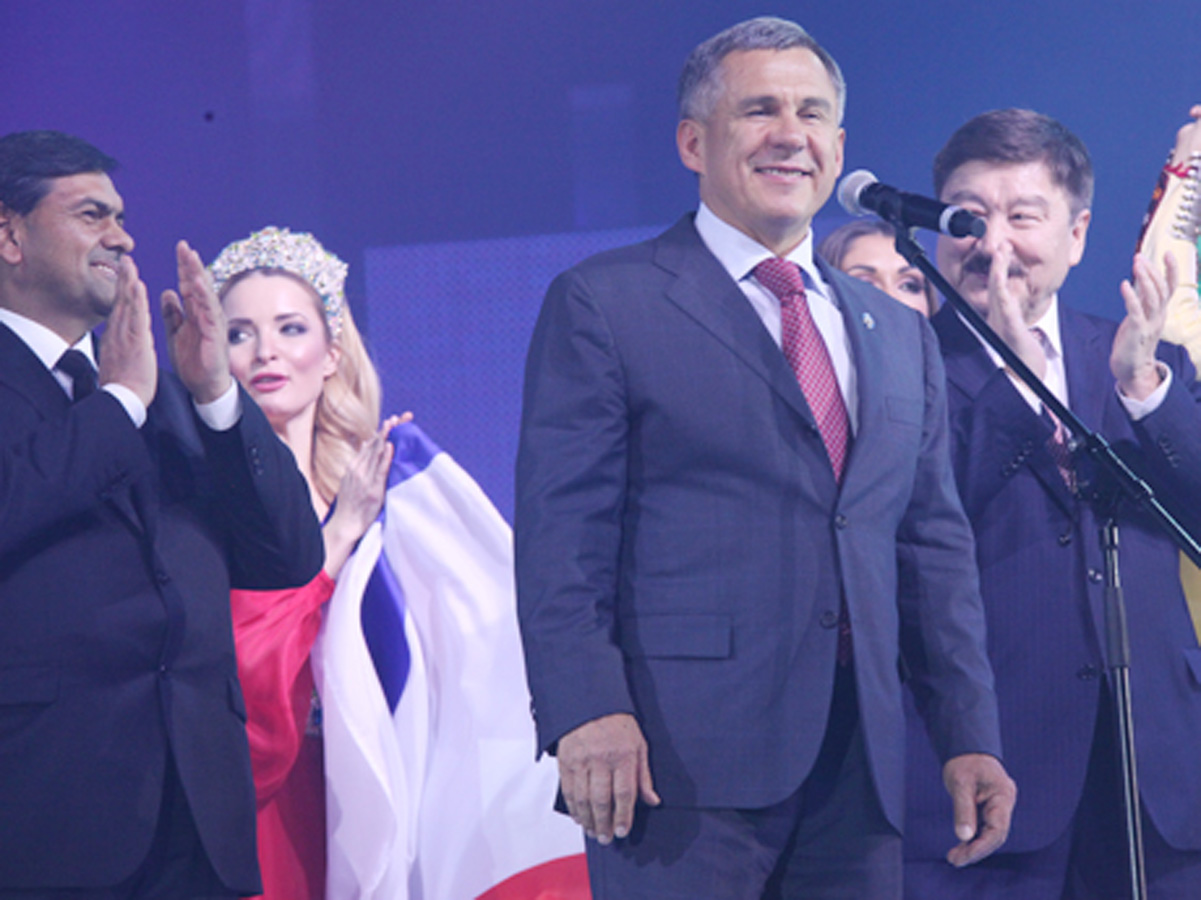 """Turkvision 2014 completed the program of """"Kazan - The Cultural Capital of the Turkic World 2014"""" - Gallery Image"""