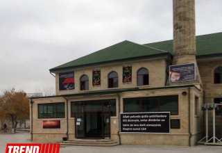 Fire in Baku mosque caused by arson