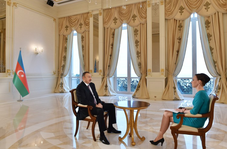 Int'l institutions can't cope with their responsibilities, President Aliyev says - Gallery Image