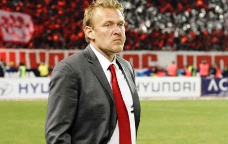 Azerbaijani national soccer team appoints new coach