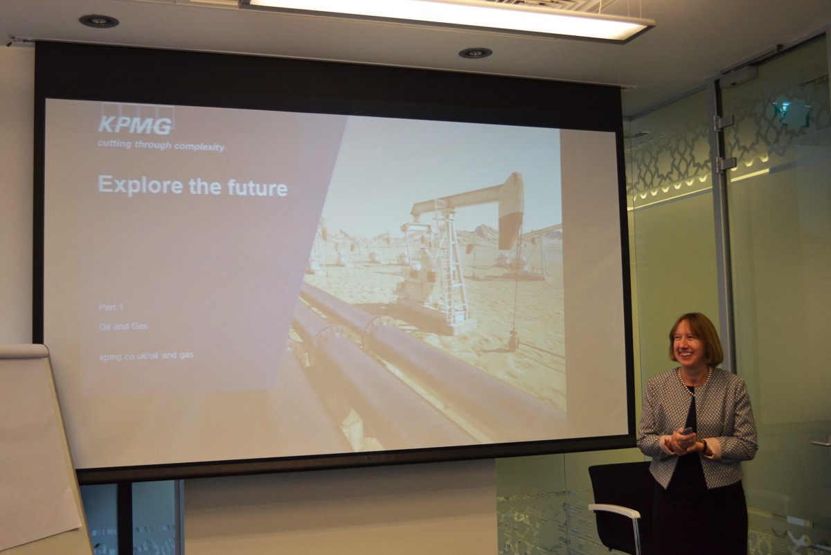 Baku hosts KPMG's oil and gas industry event (PHOTO) - Gallery Image