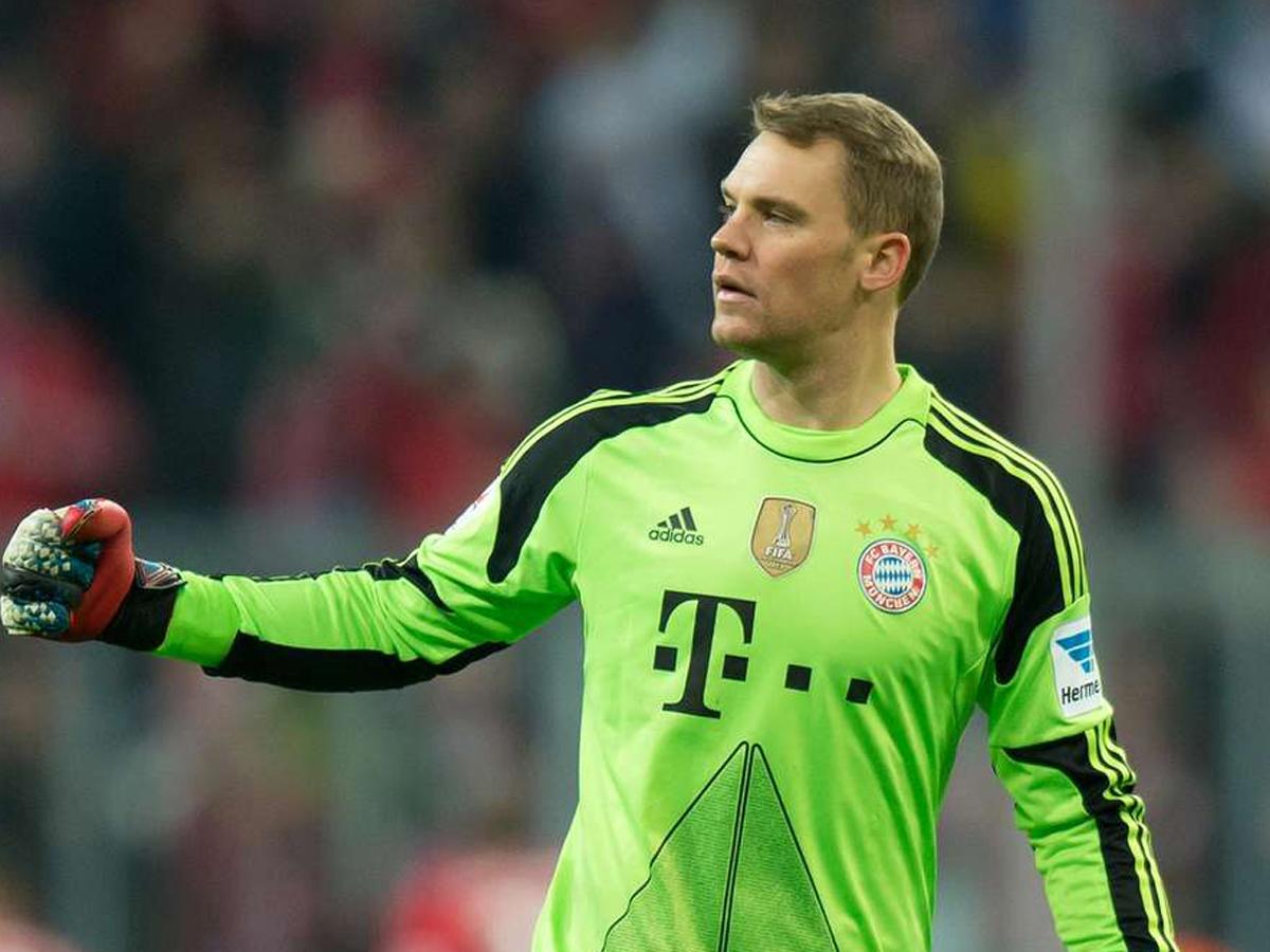 Нойер высказался о продлении контракта с «Баварией»