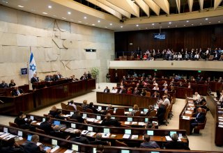 Agreement on 'Our Home – Israel' party's joining ruling coalition signed
