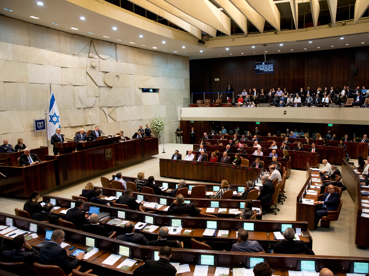Israel's top court orders parliament to vote on new speaker