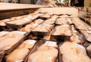 Azerbaijan limits poultry import from some Russian regions