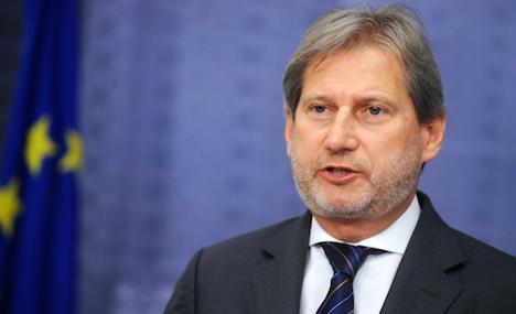 Hahn: Eastern Partnership will remain our priority for the future