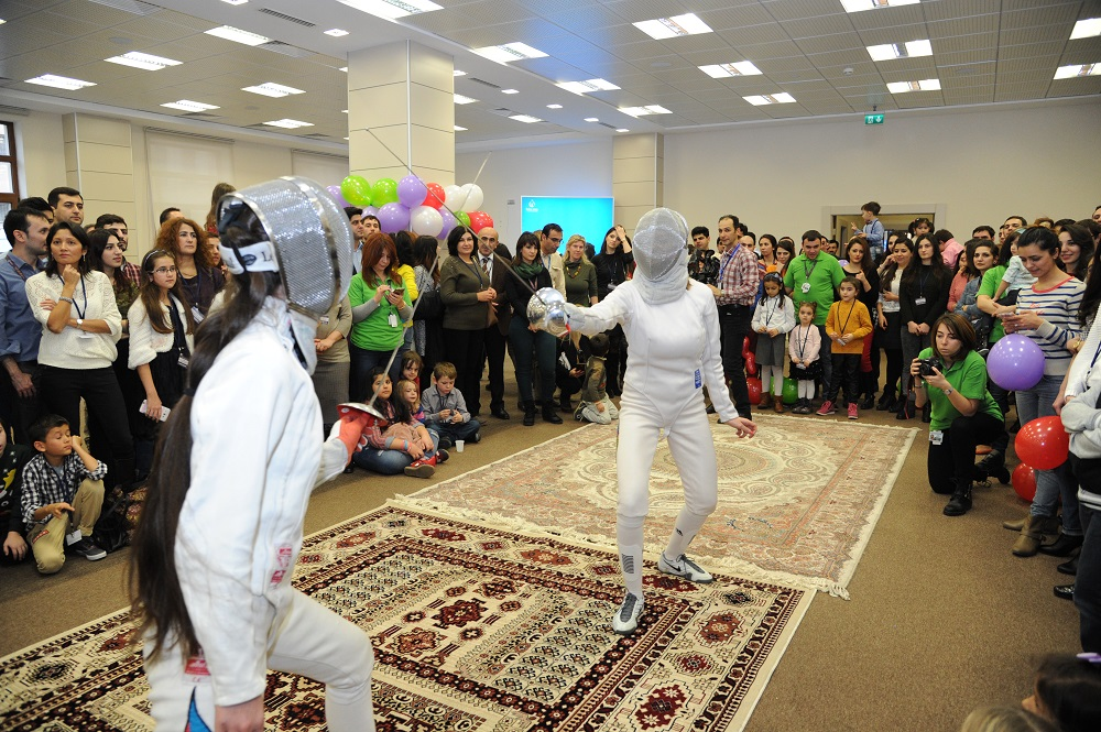 Baku 2015 European Games hosts performer auditions for opening ceremony (PHOTO)