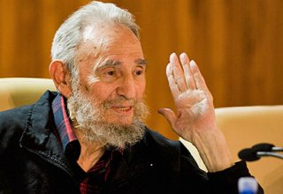 Ceremony to honor deceased Fidel Castro starts in Cuban capital
