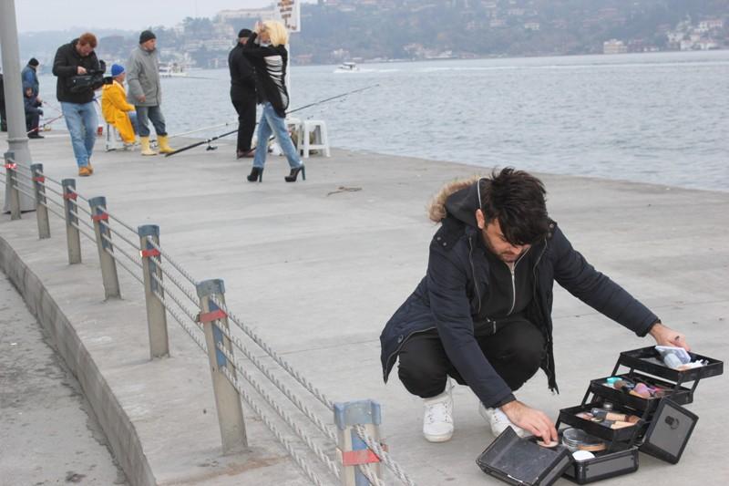"Назенин реализует в Стамбуле проект ""Мое сердце"" (ФОТО) - Gallery Image"