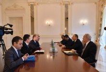 Prezident İlham Əliyev: ARDNŞ-ın iştirak etdiyi layihə Malta ilə münasibətlərin inkişafında yeni imkanlar açacaq (FOTO) - Gallery Thumbnail