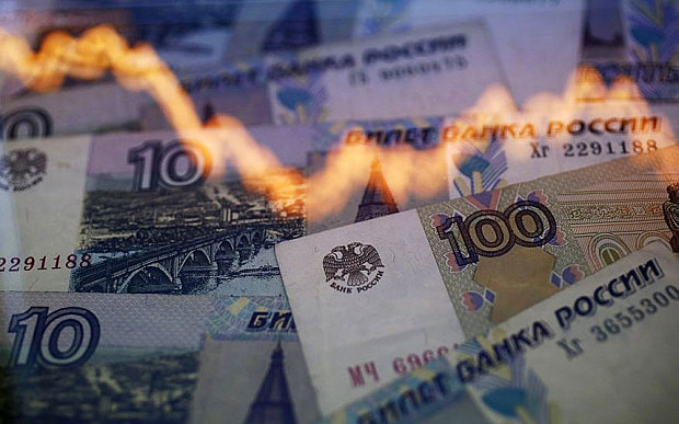 Collapse of ruble - Judgment Day for Armenia