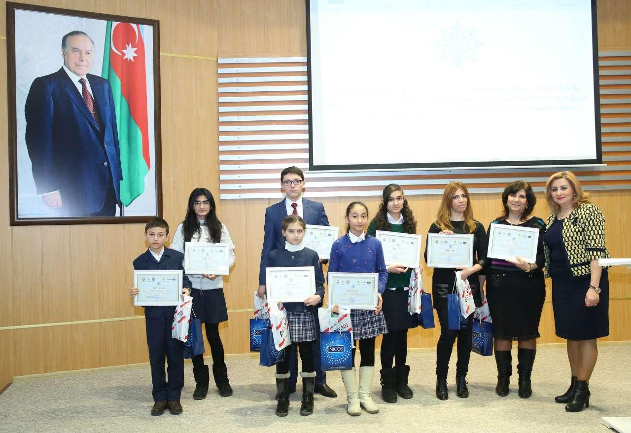 В Бинагадинском районе Баку завершился проект по соблюдению чистоты (ФОТО) - Gallery Image
