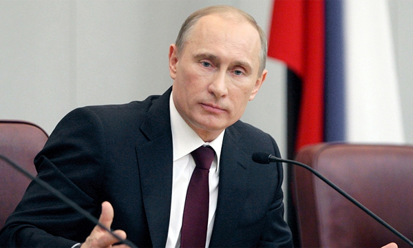Putin submits agreement on CIS border security for State Duma's ratification