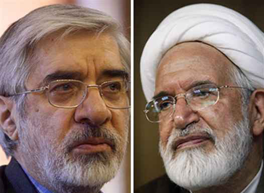 Opposition leaders house arrest in Iran politically motivated, not legally defendable