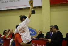 Final of FASA family sporting events held in Baku (PHOTO) - Gallery Thumbnail