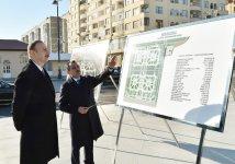 Azerbaijani president attends opening of Yasamal park (PHOTO) - Gallery Thumbnail