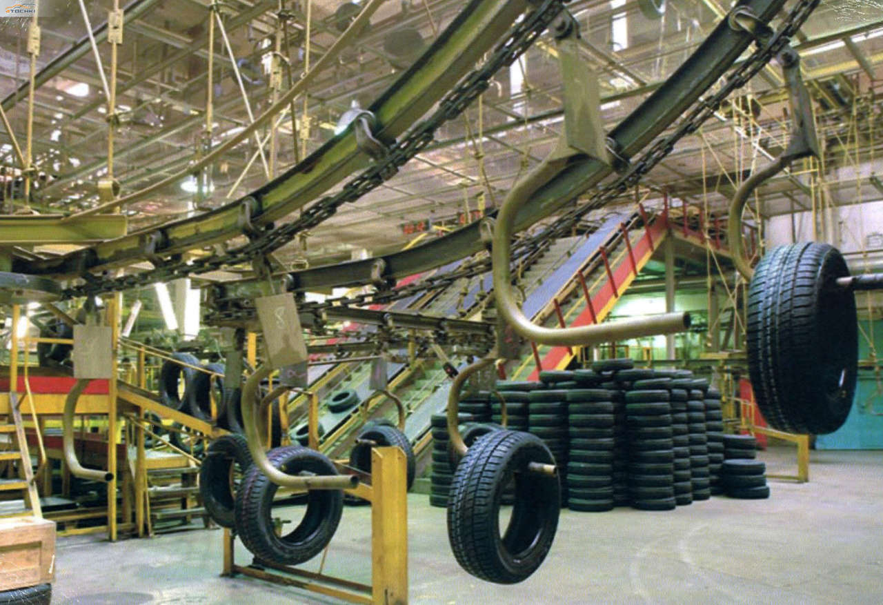 Uzbekistan says to launch first phase of tire plant in August