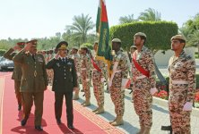 Azerbaijan, Bahrain sign military co-op plan (PHOTO) - Gallery Thumbnail