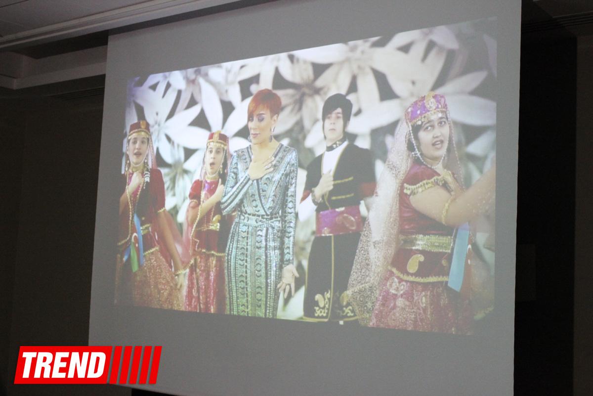 """В Баку прошла презентация интересного проекта """"Я горжусь тем, что я азербайджанец"""" (ВИДЕО-ФОТО) - Gallery Image"""