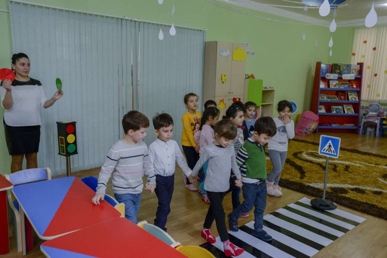 Azerbaijan Automobile Federation to implement social projects on road safety (PHOTO) - Gallery Image