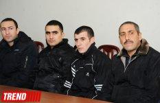 Azerbaijan starts execution of president's order on pardon (PHOTO) - Gallery Thumbnail