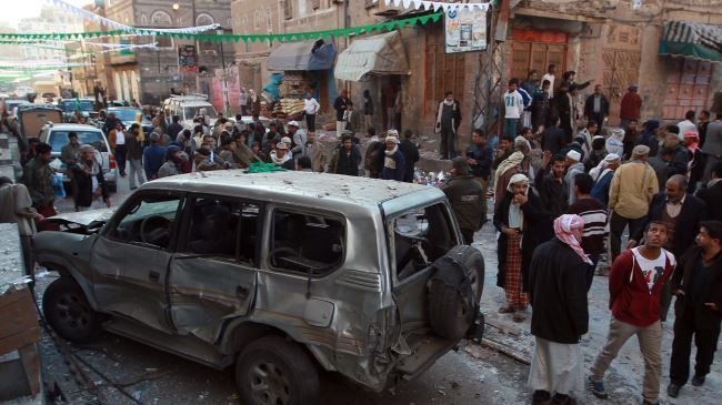 Over 1,000 people killed by airstrikes in Yemen: Houthis