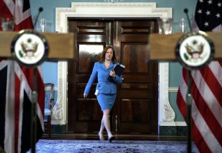 Psaki: U.S. troubled by reports of ceasefire violations in Nagorno-Karabakh