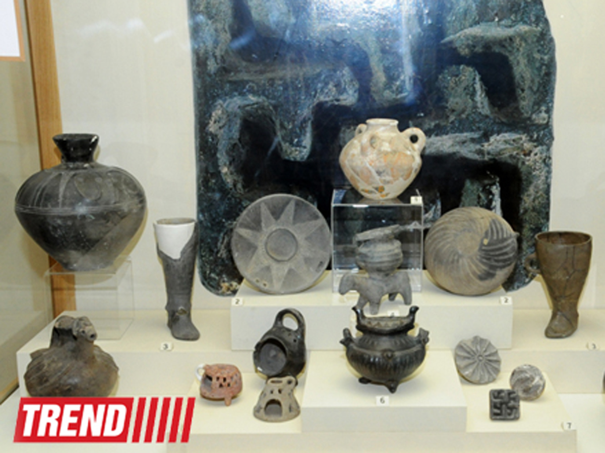 Azerbaijani Museum of History obtains new archaeological finds