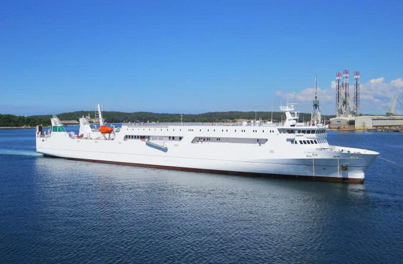 Turkmenistan, Russia to establish regular ferry service between their ports