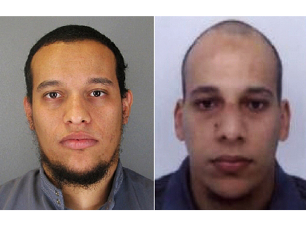 Those suspected of committing terrorist attack in France killed