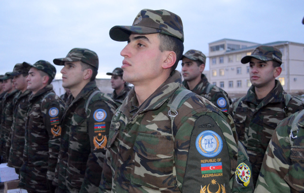 Kabul International Airport to be protected by Azerbaijani peacekeepers (PHOTO) - Gallery Image