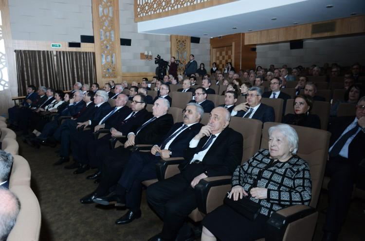 Состоялась презентация фильма «Fədakar», посвященного юбилею первого вице-президента компании SOCAR, академика Хошбахта Юсифзаде (ФОТО) - Gallery Image