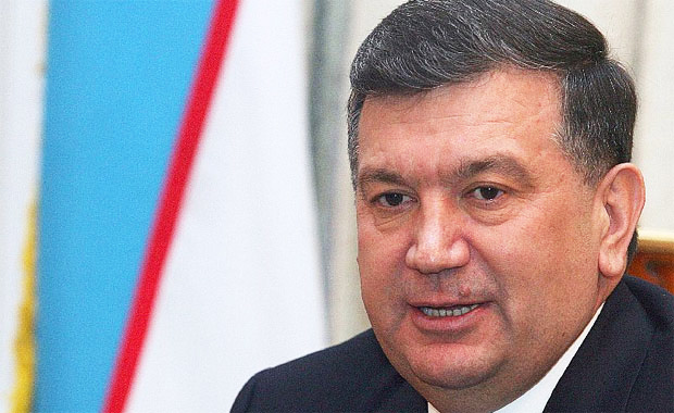 Liberal Democrats nominate Shavkat Mirzieev candidate for Uzbek PM