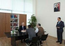Şahin Mustafayev ilk vətəndaş qəbulunu Neftçalada keçirib (FOTO) - Gallery Thumbnail