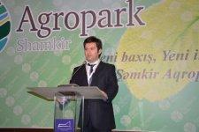 Азербайджанский агропарк достиг первые договоренности с европейскими компаниями (ФОТО) - Gallery Thumbnail