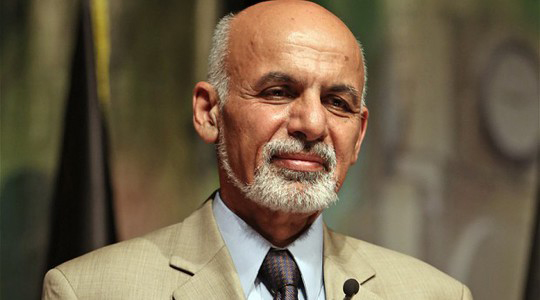 Afghan president to pay state visit to Turkmenistan