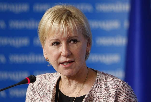 Israel extremely aggressive towards Palestinians - Sweden's FM