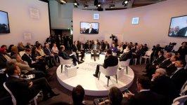 Президент Ильхам Алиев: Азербайджан стал страной-донором и самостоятельно финансирует ряд проектов (ФОТО) - Gallery Thumbnail