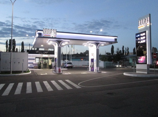 SOCAR continues to expand filling stations network in Ukraine - Gallery Image