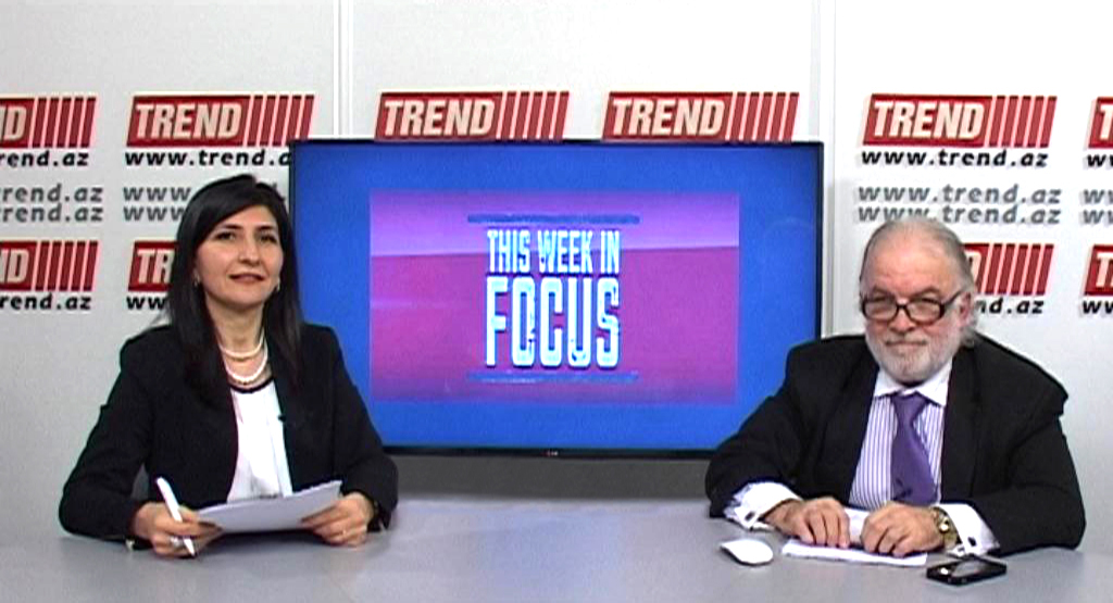 Trend news agency, AzerNews newspaper announce launch of joint English-language project – This Week in Focus (VIDEO)