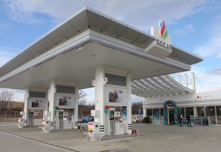 SOCAR to lease five more filling stations in Romania